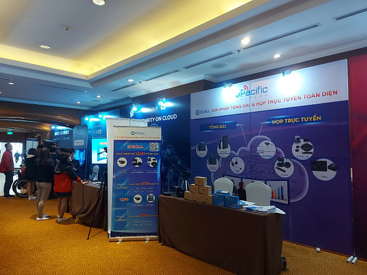 ePacific Telecom tại ID2020