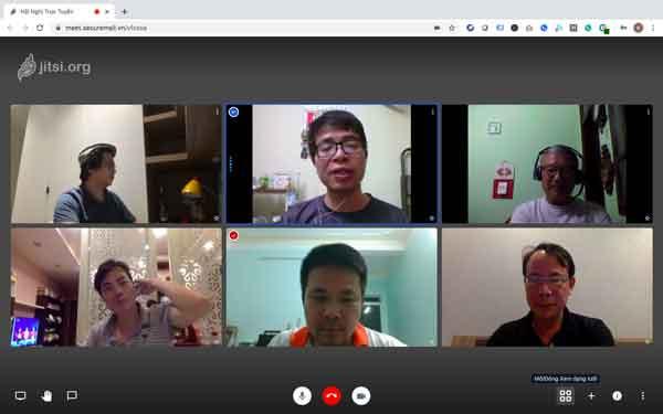 Jitsi Secureail Video Conferencing