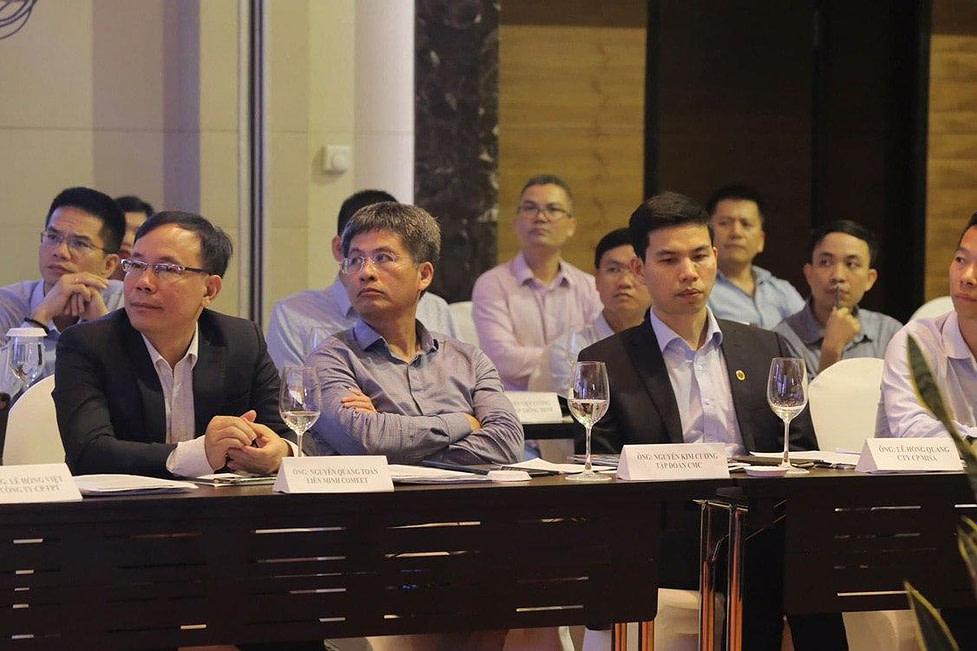 Ông Nguyễn Quang Toán, đại diện liên minh CoMeet